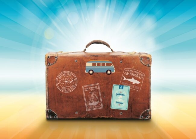 Travel equipment: taking a trip in comfort and with ease
